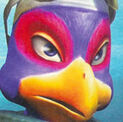 Falco Star Fox Adventures