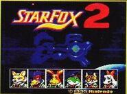StarFox2 95beta
