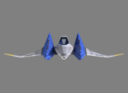 SFZ Arwing Front