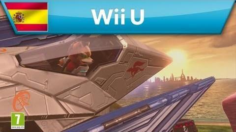 Star Fox Zero - Te estaba esperando, Fox (Wii U)
