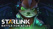 Star Fox meet Starlink