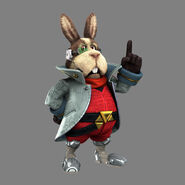 SFZ-Peppy Hare