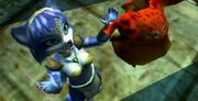 Star Fox Adventures Bafomdad