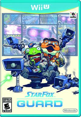 WiiU StarFoxGuard boxart C