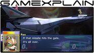 Smash Bros Wii U All Star Fox Conversations in Orbital Gate Assault (Smash Taunt Easter Egg)
