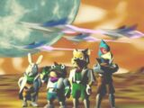 Star Fox 64/Plot