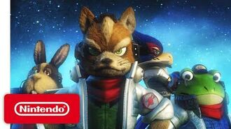 Star Fox Zero - Launch Trailer Available Now!