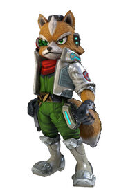 SFZ-Fox McCloud2