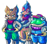 Star-fox-2-characters