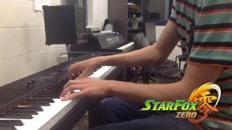 "Star Fox Zero - ""Staff Credits 2"" Piano Cover"