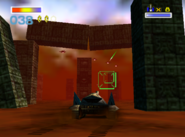 SF64 Titania Ruins