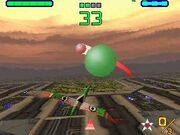 Star Fox Command Fuel Cell