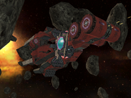 Ruffian Battleship