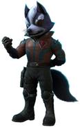 Wolf Starlink Render