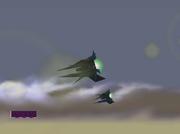 SF64 Fortuna Star Wolf