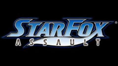 Star Fox Assault Soundtrack - Star Wolf Theme