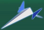 Retro Arwing Zero
