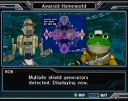 Star Fox Assault-Mission7
