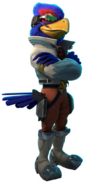 Falco Starlink Render