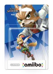 Amiibo-fox