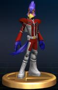 Falco (Assault) - Brawl Trophy
