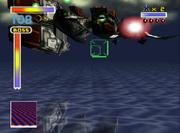 SF64 Corneria Attack Carrier 03
