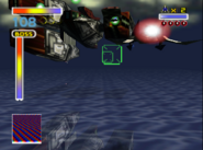 SF64 Corneria Attack Carrier 03