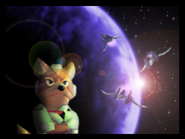 Super Smash Bros Characters Ending Fox