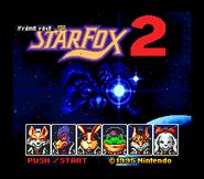 StarFox 2