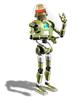 Brawl Sticker ROB 64 (Star Fox Assault)