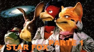 Star Fox (SNES) Parte 1