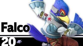 20 Falco – Super Smash Bros. Ultimate