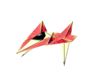 Katt Monroe's Cat Spaw MK In Zoness (Star Fox 64).
