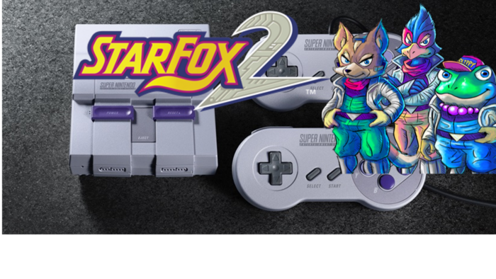 StarFox2 portal
