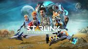 Starlink Star Fox 2018