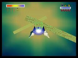 Star Fox 64 (U) (V1.0) snap0001