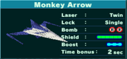 Monkey Arrow