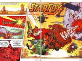 Star Fox (Nintendo Power comic)