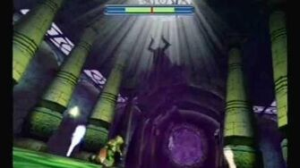 Star Fox Adventures Test of Fear