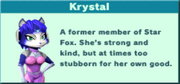 Krystal - Star Fox