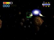 SF64 Meteo Asteroids