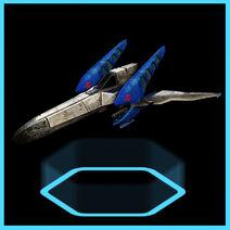 Arwing MK2 Retro