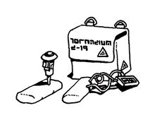 Star Frontiers Tornadium D-19