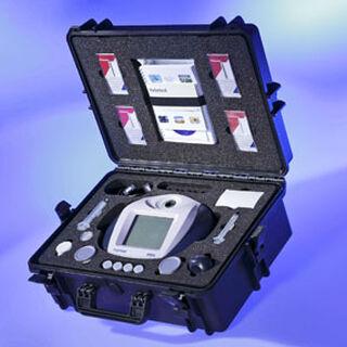 Field bioscanner with probe kit