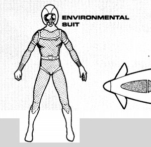 Environmental Suit - Dragon 112