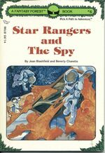 Star Rangers and the Spy cover - 00