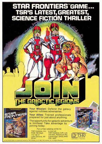 Star Frontiers RPG | Star Frontiers Wiki | Fandom