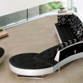 Fancy sofa and chair