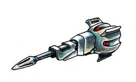 Misc LaserPistol PGC-1 Vrusk