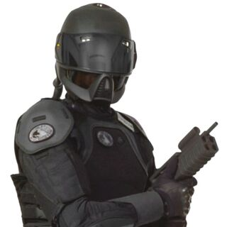 Heavy military skeinsuit (Night Operations)